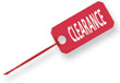 P917C - PRE-PRINTED PROMOTIONAL STRING TAGS (199)
