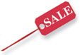 P917SR - PRE-PRINTED PROMOTIONAL STRING TAGS (197)