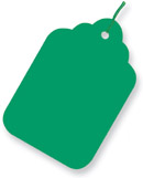 PS932 - PLASTIC STRING TAG (70)