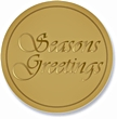 SSG - SEASONS GREETINGS LABELS (667)